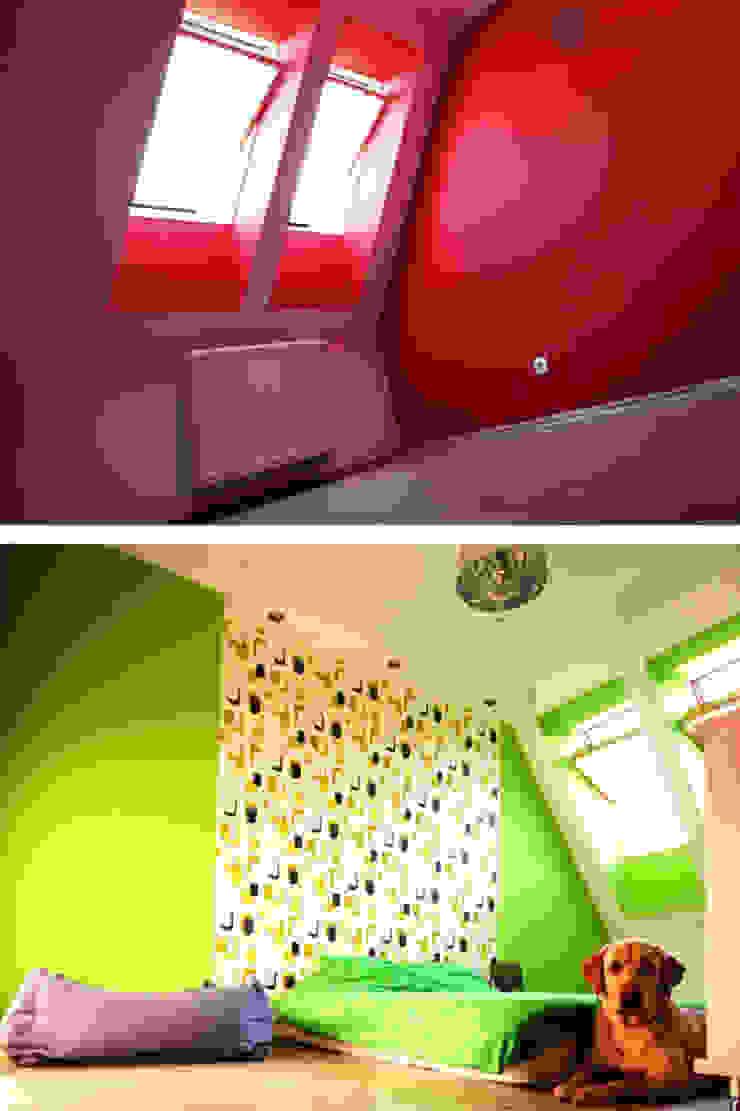Bednarski - Usługi Ogólnobudowlane ห้องนอน