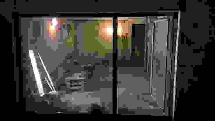Kuchnia w garażu - Jaworzno - krok 3: styl , w kategorii  zaprojektowany przez Bednarski - Usługi Ogólnobudowlane,
