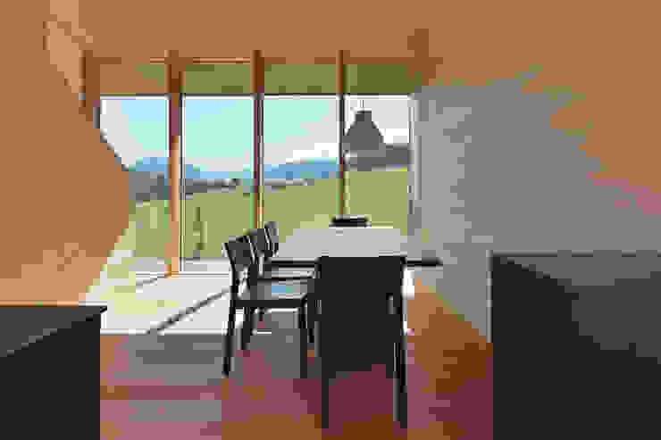 Projekty,  Jadalnia zaprojektowane przez Yonder – Architektur und Design, Nowoczesny
