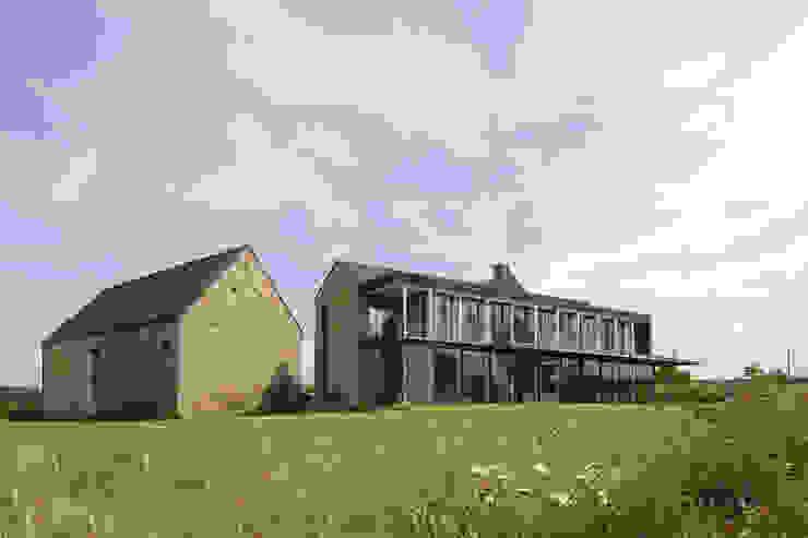 Réalité Maisons modernes par Luc Spits Interiors Moderne