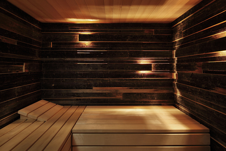 Projekty,   zaprojektowane przez Yonder – Architektur und Design, Nowoczesny