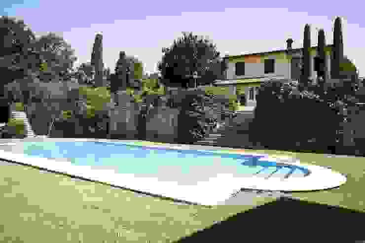 Villa Via Poggio Baldino Case classiche di Studio Tecnico Fanucchi Classico