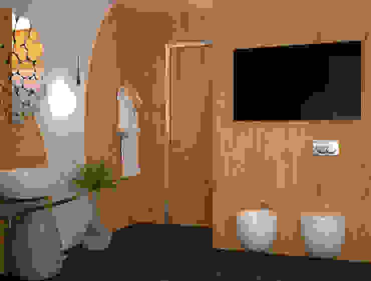 Инна Меньшикова Tropical style bathrooms
