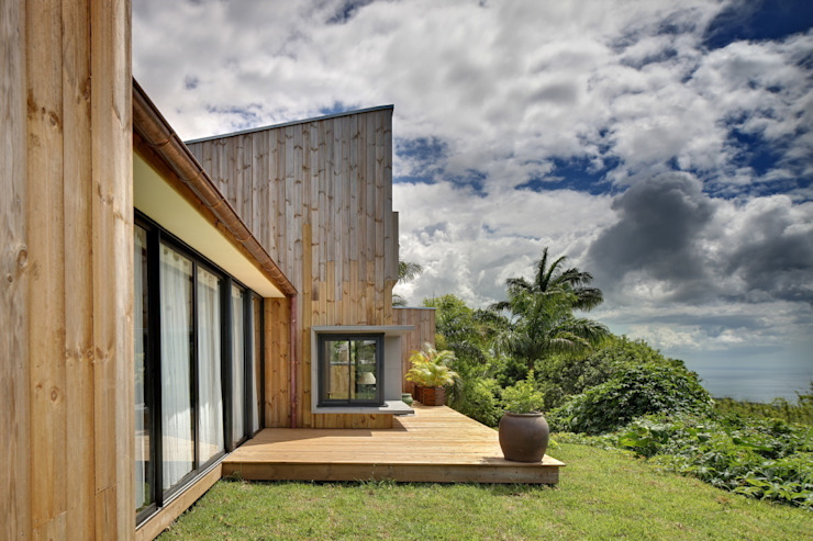T&T architecture Tropical style houses