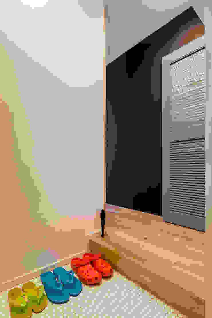 渋谷区の住宅 オリジナルな 壁&床 の sorama me Inc. オリジナル
