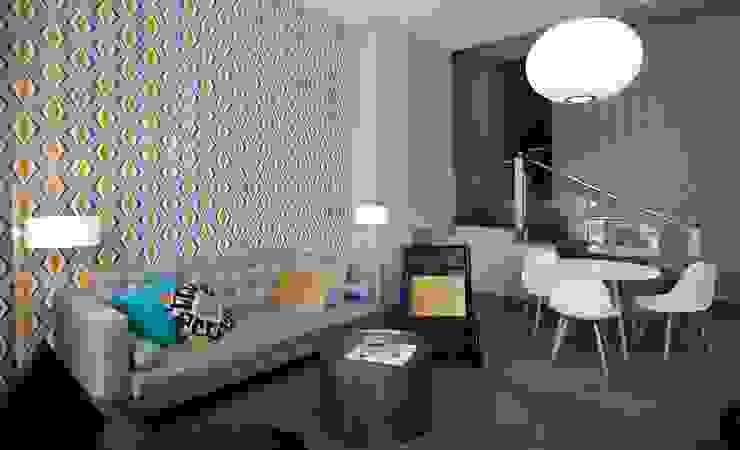 Hotel Bulevar, Burgos Hoteles de estilo moderno de erico navazo Moderno