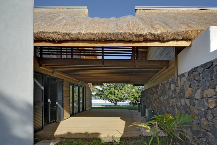CONDOMINIUM Maisons tropicales par T&T architecture Tropical