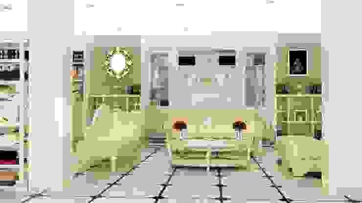 The Orange Home Dekorasyon İç Mimari Projesi Portakal mimarlik Klasik