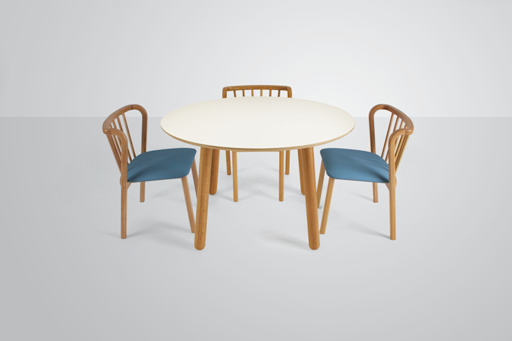 Bertie and Grace: minimalist  by And Then Design Limited, Minimalist