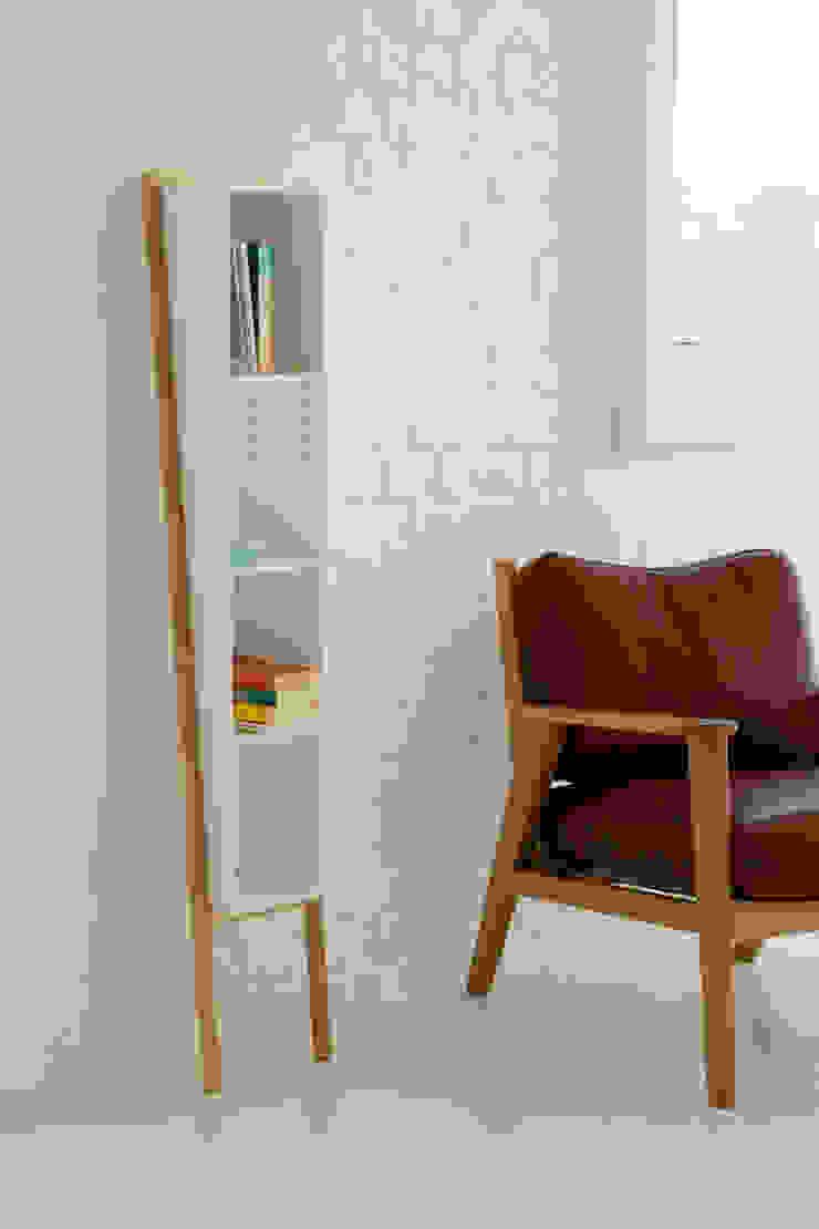 Lean Man Shelves And Then Design Limited İskandinav