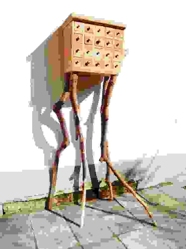 cerberus van K studio Eclectisch