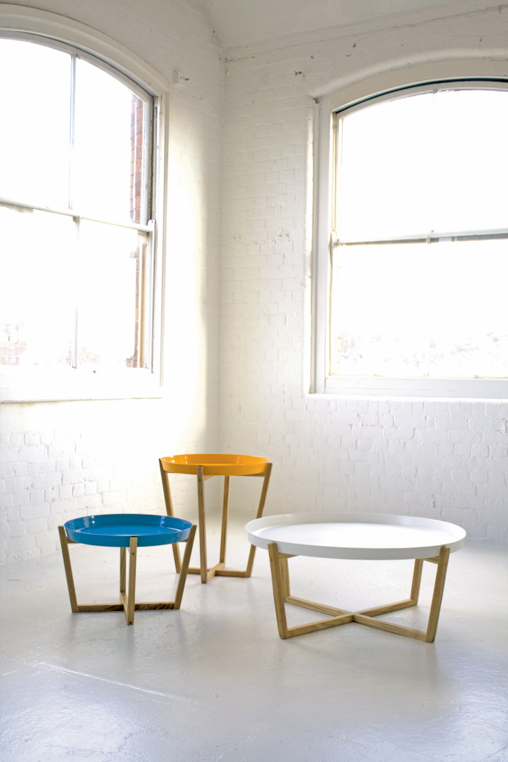 Lela Tables And Then Design Limited İskandinav