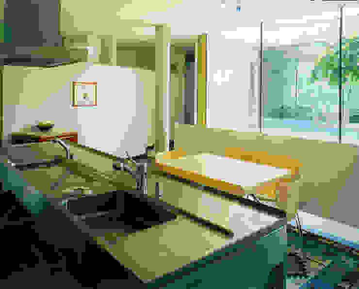 Haus F Moderne Küchen von Architekt Daniel Fügenschuh ZT GMBH Modern