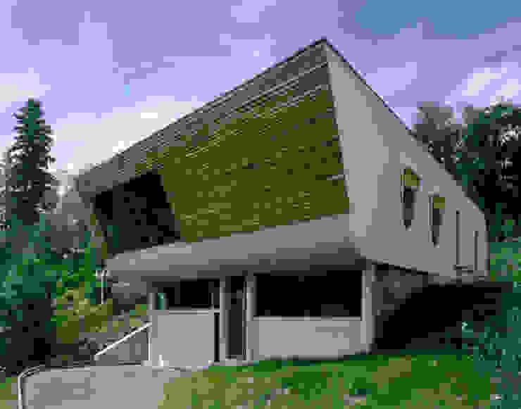 Haus F Moderne Häuser von Architekt Daniel Fügenschuh ZT GMBH Modern