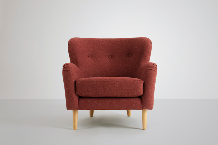 Wilbur: modern  by And Then Design Limited, Modern