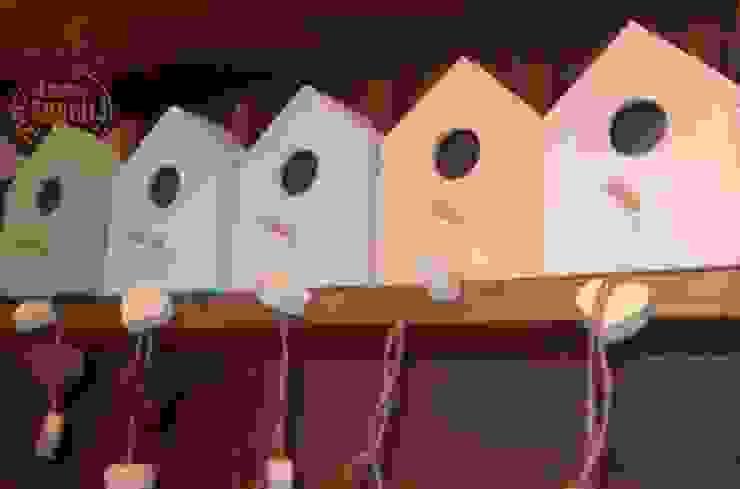 Casette per uccelli Giardino rurale di La Casa degli Angeli di Michele Rinaldo Rurale