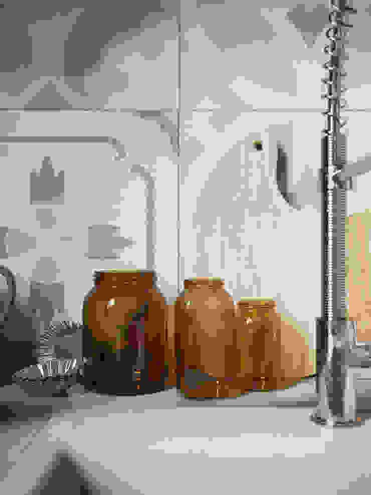 Квартира в стиле пост-модерн Кухня в стиле лофт от Denis Krasikov Лофт