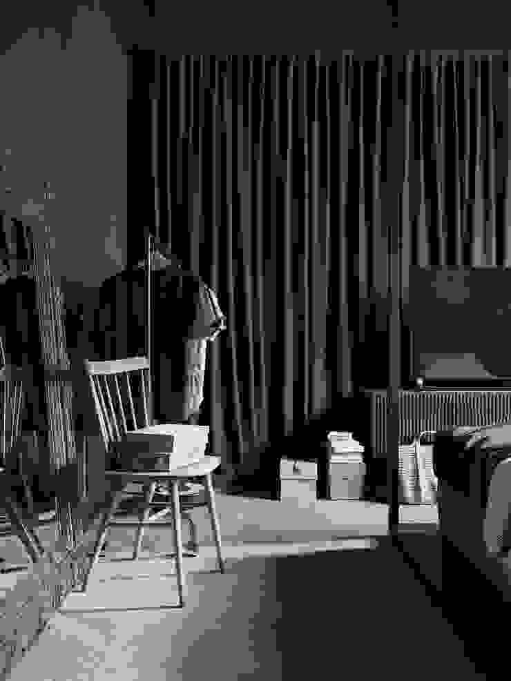 Квартира в стиле пост-модерн Спальня в стиле лофт от Denis Krasikov Лофт