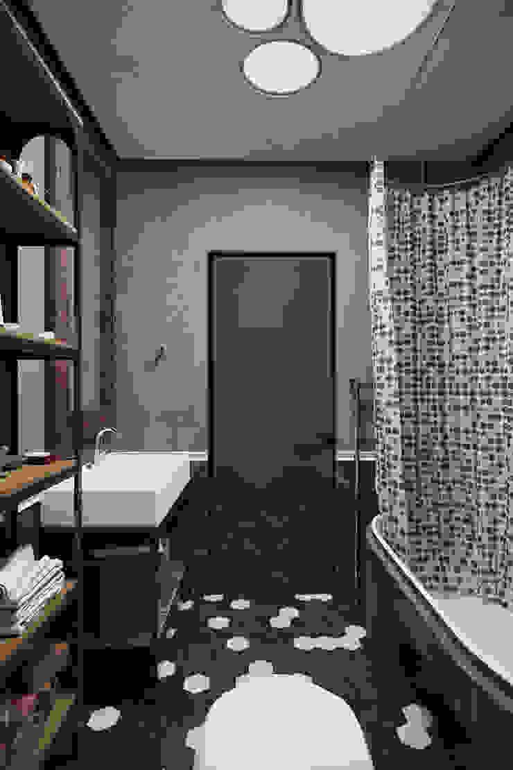 Квартира в стиле пост-модерн Ванная в стиле лофт от Denis Krasikov Лофт