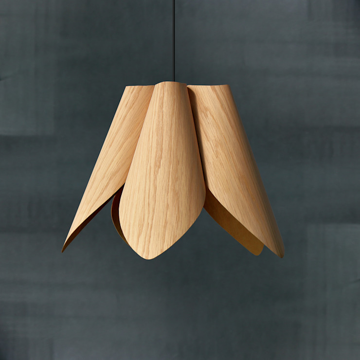 Star Light Shade di homify Scandinavo