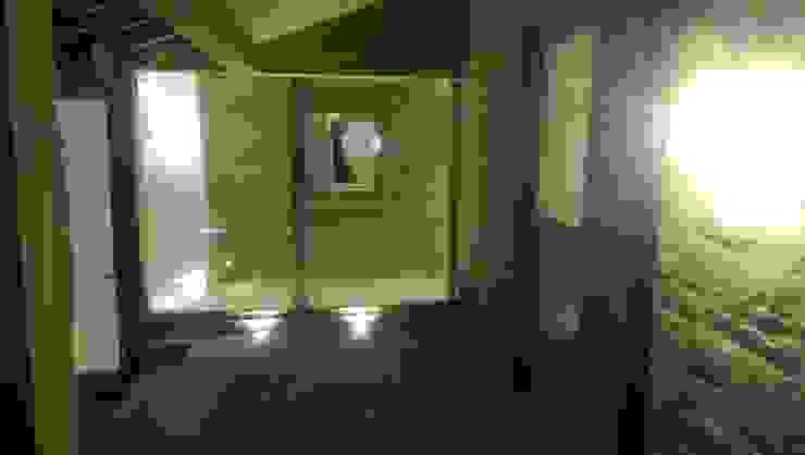 Farmhouse Restoration Project Modern corridor, hallway & stairs by Inspire Audio Visual Modern