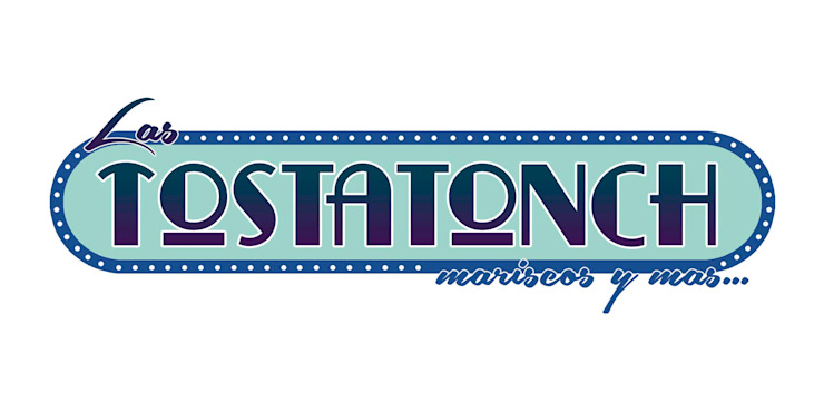 logotipo Gastronomía de estilo tropical de Armatoste studio Tropical