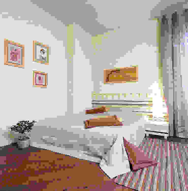 Спальня дочери от Baydyuk Design Company Минимализм
