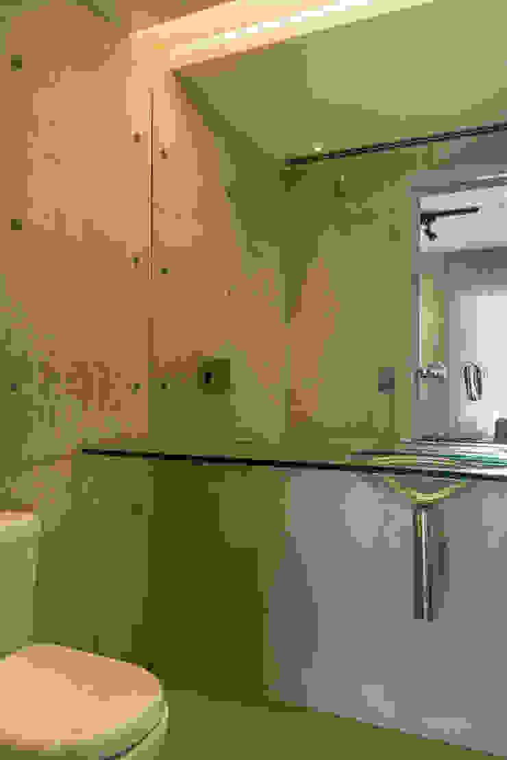 Urban Loft Banheiros modernos por Studiodwg Arquitetura e Interiores Ltda. Moderno