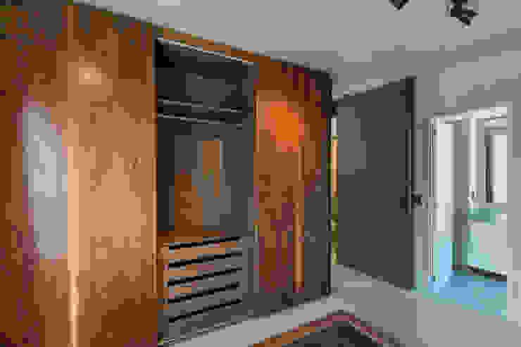 Urban Loft Quartos modernos por Studiodwg Arquitetura e Interiores Ltda. Moderno