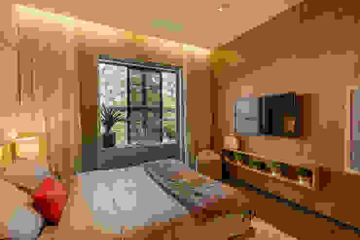Minimalist bedroom by Studiodwg Arquitetura e Interiores Ltda. Minimalist