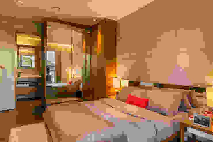 Bedroom by Studiodwg Arquitetura e Interiores Ltda. ,