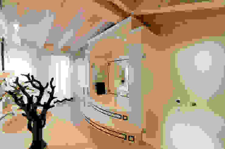 STUDIO CERON & CERON Eclectic style bathroom
