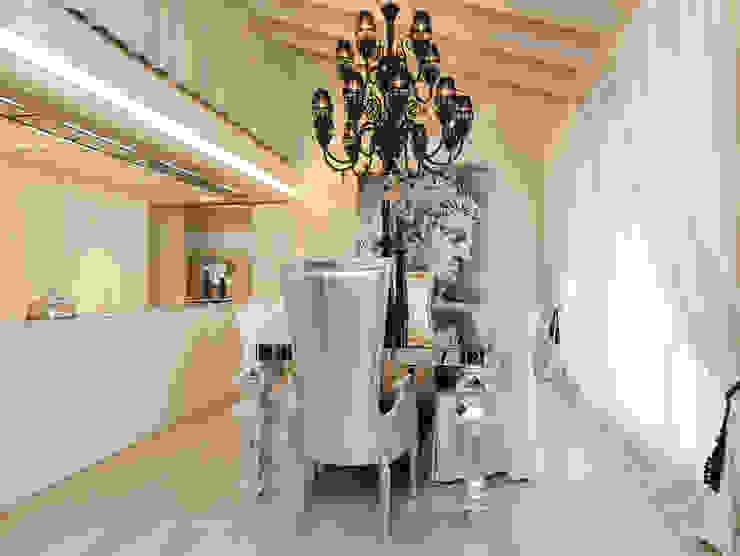 STUDIO CERON & CERON Eclectic style kitchen