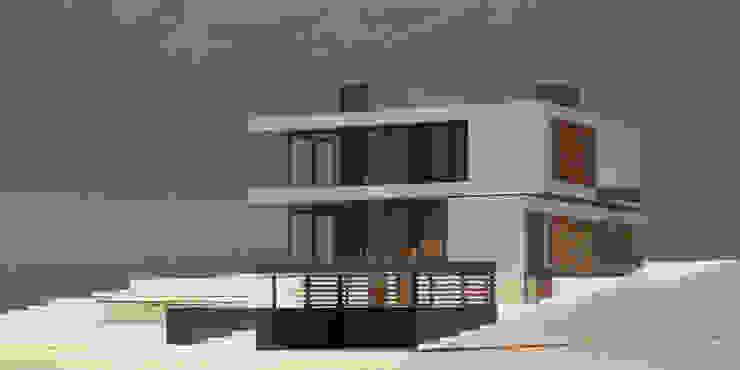 Modell von Achtergarde + Welzel Architektur + Interior Design