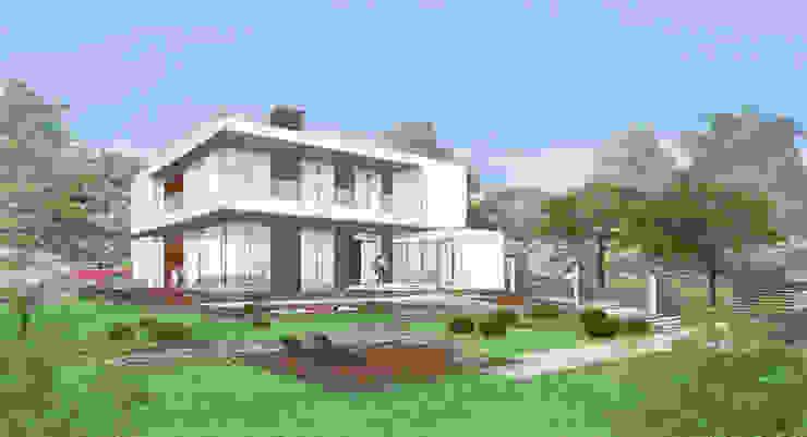 Außenperspektive von Achtergarde + Welzel Architektur + Interior Design