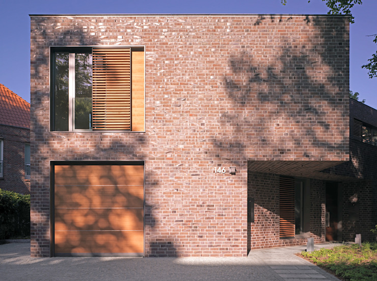 Modern houses by KITZMANN ARCHITEKTEN Modern