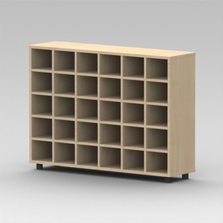 Zapatero infantil 30 casillas:  de estilo  de Parareda Mobiliari, Moderno