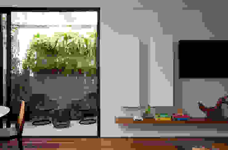 Casa de Vila por CSDA Arquitetura e Interiores Moderno