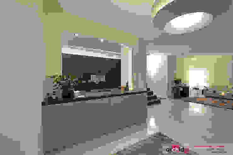 Archidé SA interior design Modern Kitchen