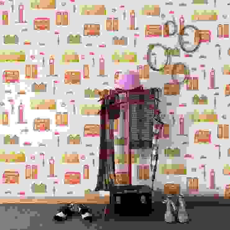 Cosas Minimas Wallpaper ref 2300004: modern  by Paper Moon, Modern