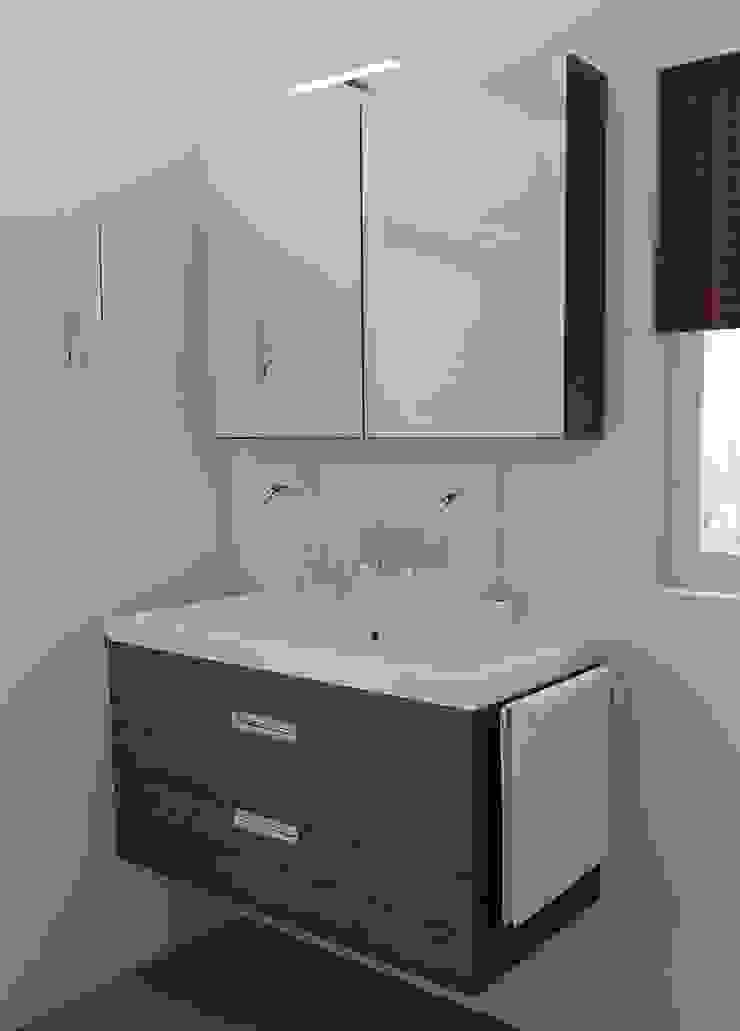 Ondiep badkamermeubel Sani-bouw Moderne badkamers
