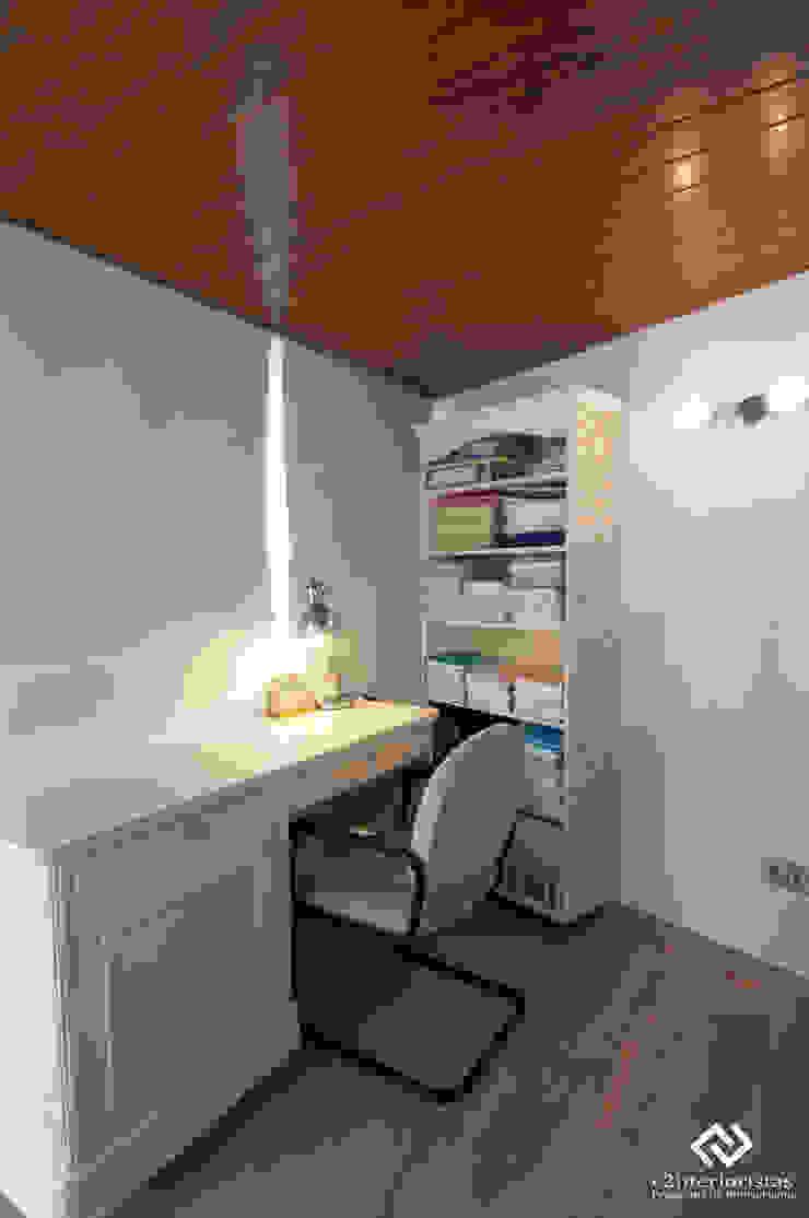 C2INTERIORISTAS Studio moderno