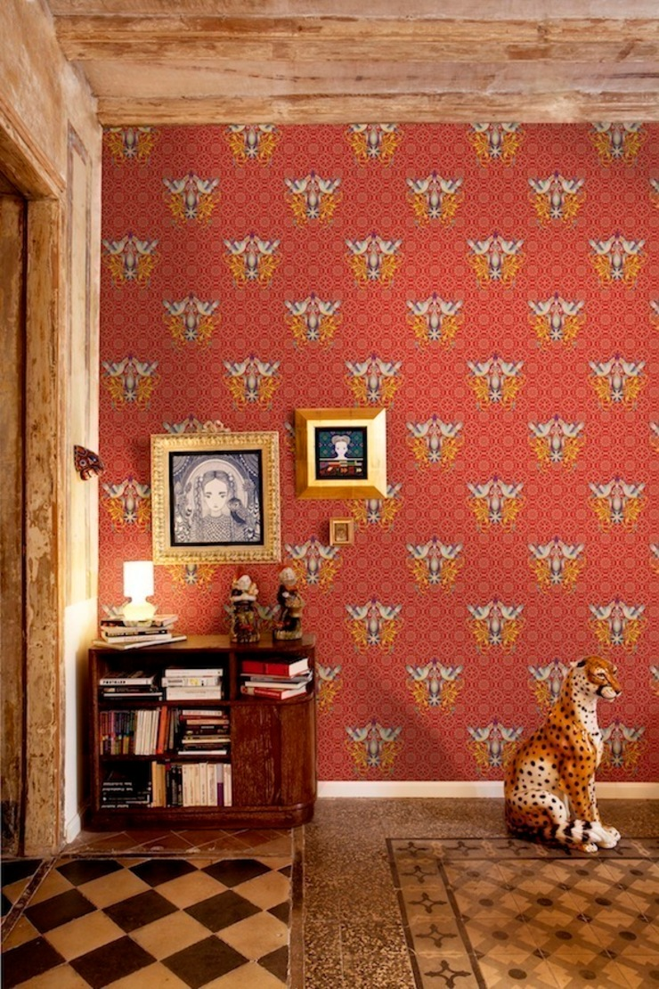 Catalina Estrada Wallpaper ref 1280036: modern  by Paper Moon, Modern