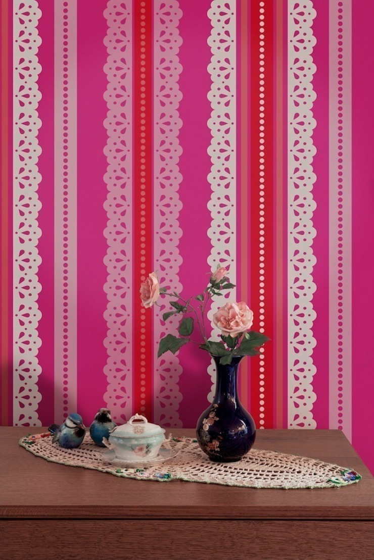 Catalina Estrada Wallpaper ref 1280045: modern  by Paper Moon, Modern