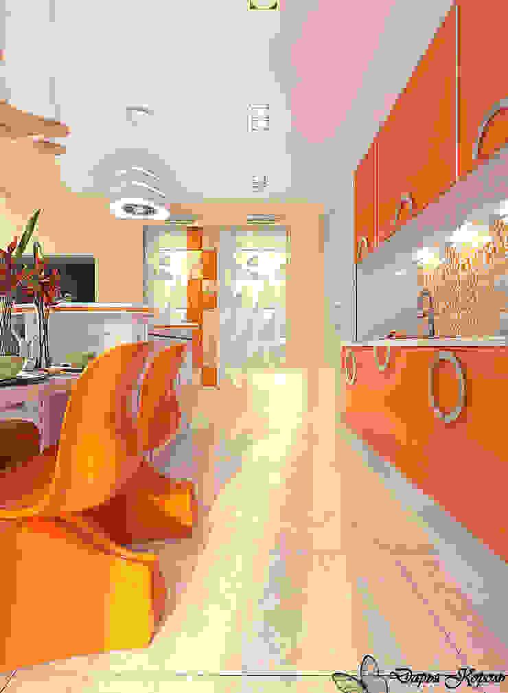 Studio Кухня в стиле минимализм от Your royal design Минимализм