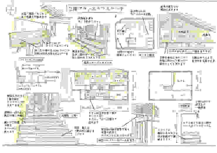 modern  oleh 豊田空間デザイン室 一級建築士事務所, Modern