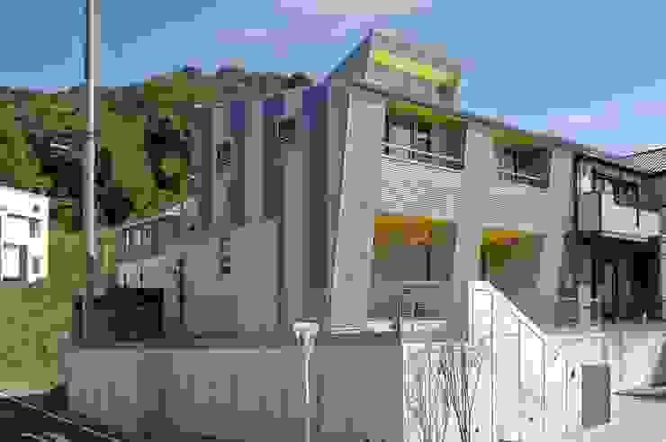 東南側外観 オリジナルな 家 の 氏原求建築設計工房 オリジナル