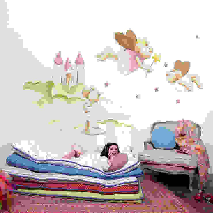 Pilar Burguet Mural ref 3400073: modern  by Paper Moon, Modern