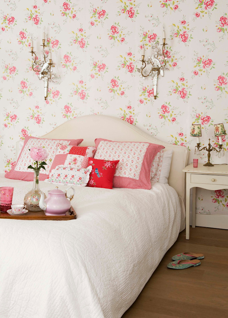 Room Seven Wallpaper ref 2000181: country  by Paper Moon, Country