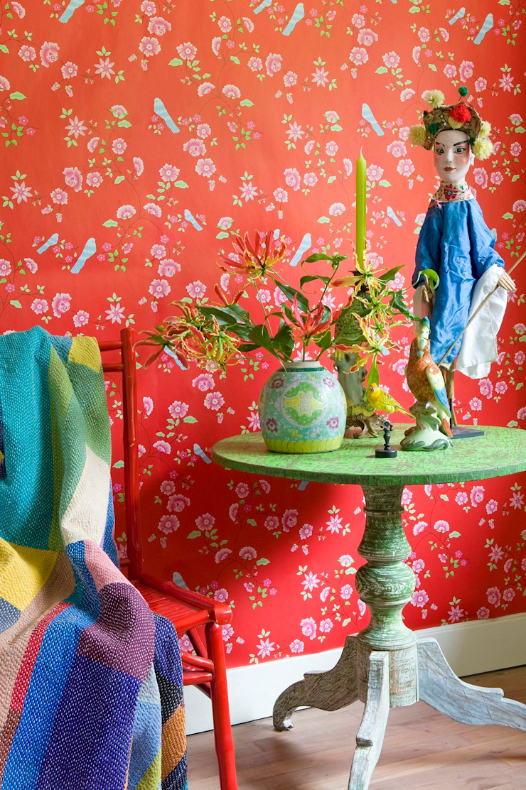 Room Seven Wallpaper ref 2000113: country  by Paper Moon, Country